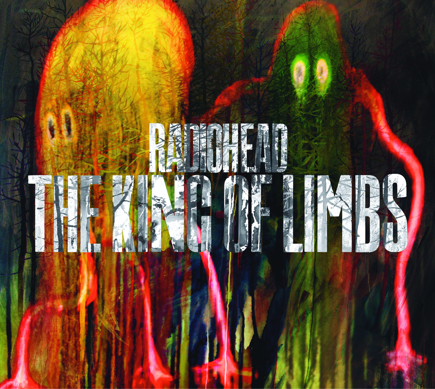 Radiohead The King Of Limbs Live From The Basement 2018