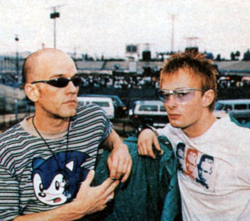 Stipe and Yorke, 1995