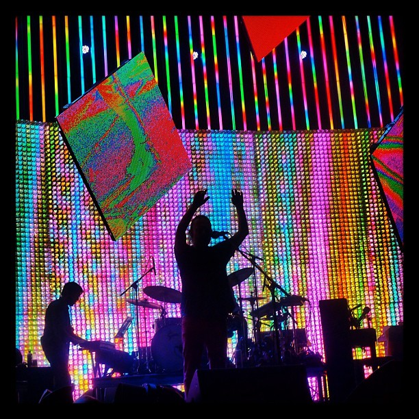 Radiohead in Dallas