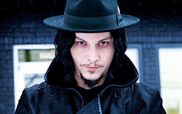 Jack White. Photo by Jo McCaughey