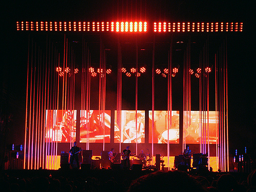 Radiohead at Lollapalooza 2008