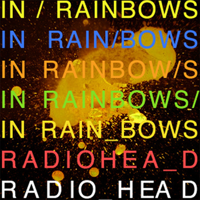 In Rainbows Cover